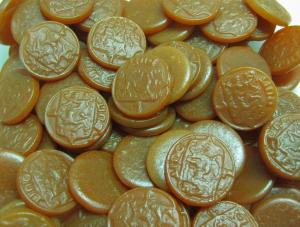 salmiak coins