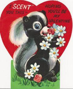 skunk valentine