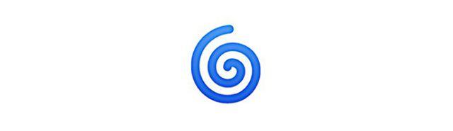 spiral emoji